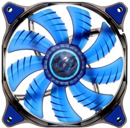 купить Вентилятор COUGAR CF-D14HB-B 140x140x25мм 3pin 1000rpm синий онлайн