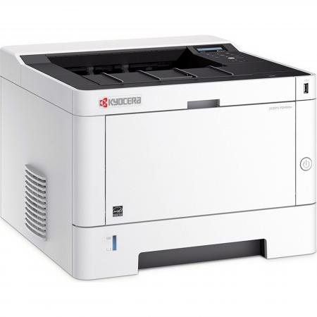 Принтер Kyocera Ecosys P2040DN ч/б A4 40ppm 1200x1200dpi Duplex 1102RX3NL0 c дополнительным картриджем TK-1160 на 7200 стр цена и фото