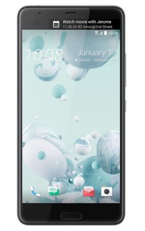 Смартфон HTC U Ultra белый 5.7 64 Гб NFC LTE Wi-Fi GPS 3G 99HALU071-00 смартфон htc u play 32gb brilliant black черный 99halv044 00