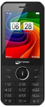 Мобильный телефон Micromax X913 черный 2.8 мобильный телефон micromax bolt q379 черный