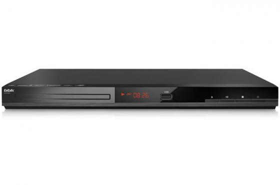 цена на Проигрыватель DVD BBK DVP036S караоке серый/черный
