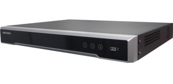 Видеорегистратор сетевой Hikvision DS-7616NI-I2/16P 1920x1080 2хHDD USB2.0 USB3.0 HDMI VGA до 16 каналов видеорегистратор hikvision ds 7616ni i2