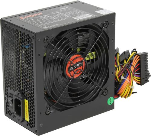 Фото - Блок питания ATX 650 Вт Exegate XP650 блок питания accord atx 1000w gold acc 1000w 80g 80 gold 24 8 4 4pin apfc 140mm fan 7xsata rtl