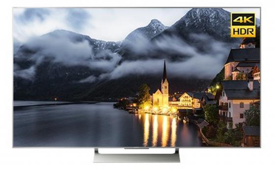 Телевизор 65 SONY KD65XE9005BR2 черный 3840x2160 Wi-Fi Smart TV RJ-45 S/PDIF док станция sony dk28 tv dock