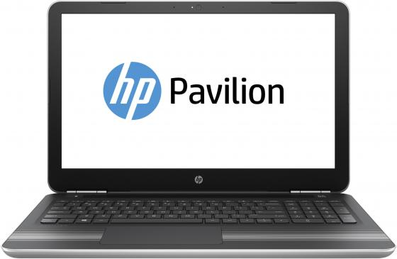 Ноутбук HP Pavilion 15-au129ur 15.6 1366x768 Intel Core i3-7100U 1 Tb 4Gb Intel HD Graphics 620 серебристый Windows 10 Z6K75EA