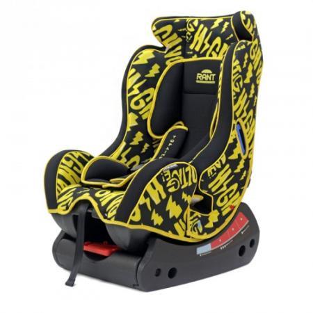 Автокресло Rant Top-Line HV (yellow) автокресло rant junior beige