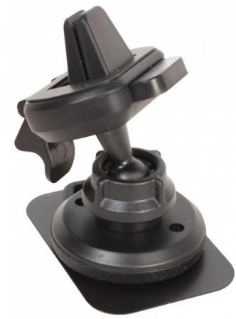 Держатель Tesler Kada MHA-020 автомобильный магнитный держатель kada mha 021 для всех типов смартфонов магнитные пластины под крышку или чехол в комплекте