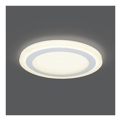 Встраиваемый светодиодный светильник Gauss Backlight BL118 встраиваемый светодиодный светильник gauss backlight bl124