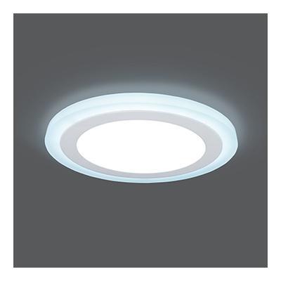 Встраиваемый светодиодный светильник Gauss Backlight BL119 встраиваемый светодиодный светильник gauss backlight bl124