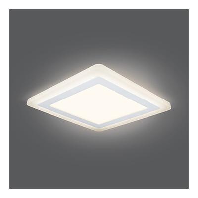 Встраиваемый светодиодный светильник Gauss Backlight BL124 встраиваемый светодиодный светильник gauss backlight bl124
