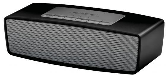 Портативная акустика Ginzzu GM-995B черный портативная колонка ginzzu gm 995b 6вт черный