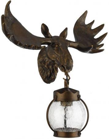 Уличный настенный светильник Favourite Hunt 1848-1W favourite настенный светильник favourite wendel 1602 1w
