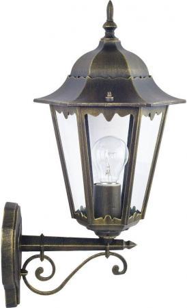 Уличный настенный светильник Favourite London 1808-1W садово парковый светильник favourite london 1808 3f