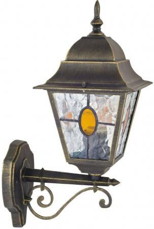 Уличный настенный светильник Favourite Zagreb 1804-1W наземный низкий светильник favourite zagreb 1804 1f