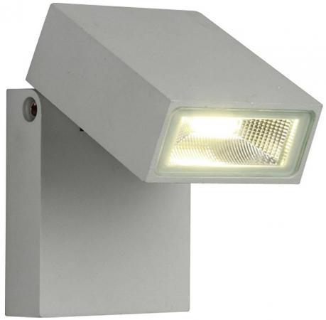 Уличный настенный светодиодный светильник Favourite Flicker 1823-1W что на 10 копеек 1823 года цена