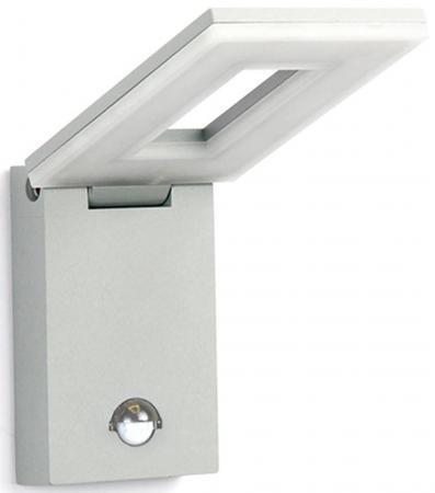 Уличный настенный светодиодный светильник Favourite Flicker 1825-1W favourite настенный светильник favourite wendel 1602 1w