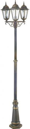 Садово-парковый светильник Favourite London 1808-3F садово парковый светильник favourite london 1808 3f
