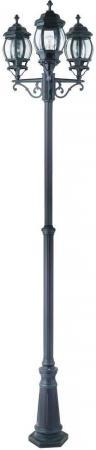 Садово-парковый светильник Favourite Paris 1806-3F фонарный столб favourite paris 1806 3f