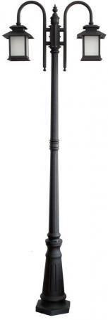 Садово-парковый светильник Favourite Provinz 1820-2F наземный высокий светильник favourite provinz 1820 1f