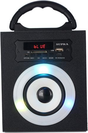 цена на Портативная акустикаSupra BTS-550 черный