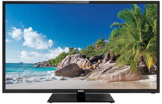 Телевизор LED 32 BBK 32LEX-5026/T2C черный 1366x768 50 Гц Wi-Fi Smart TV SCART VGA телевизор led 40 bbk 40lex 5027 t2c черный 1366x768 50 гц wi fi smart tv vga rj 45