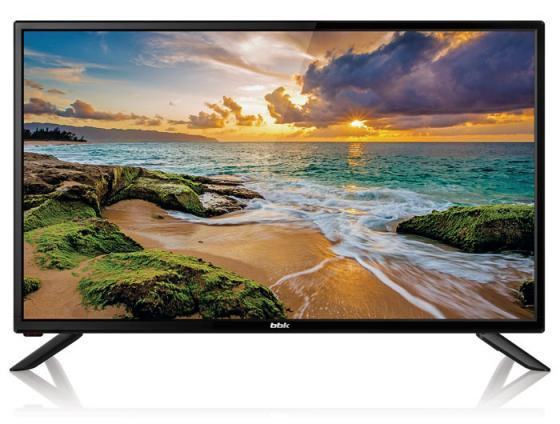 Телевизор LED 20 BBK 20LEM-1029/T2C черный 1366x768 50 Гц VGA HDMI USB телевизор led 40 bbk 40lex 5027 t2c черный 1366x768 50 гц wi fi smart tv vga rj 45