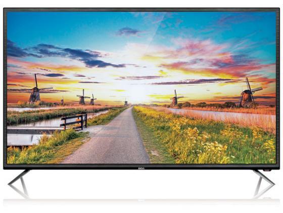 "Телевизор LED 39"" BBK 39LEM-1027/TS2C черный 1366x768 50 Гц VGA USB SCART"