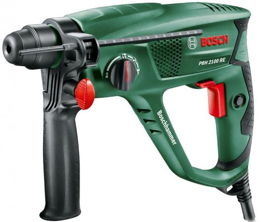 Перфоратор SDS Plus Bosch PBH 2100 RE 550Вт  перфоратор sds plus bosch pbh 2800 re