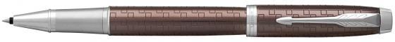 Фото - Ручка-роллер Parker IM Premium T324 Brown CT черный F 1931678 ручки parker s1859483