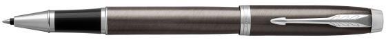 Ручка-роллер Parker IM Core T321 Dark Espresso CT черный F 1931664