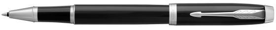 Ручка-роллер Parker IM Core T321 Black CT черный F 1931658 ручка роллер parker im premium t324 1931678 ct f 453578 коричневый