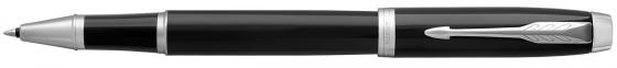 Ручка-роллер Parker IM Core T321 Black CT черный F 1931658
