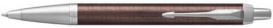 Шариковая ручка автоматическая Parker IM Premium K324 синий M 1931679 шариковая ручка автоматическая senator super hit синий 2883 бгс 2883 бгс