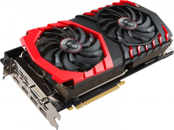 все цены на Видеокарта 11264Mb MSI GeForce GTX1080Ti PCI-E 352bit GDDR5X HDMI DP DL-DVI-D GTX 1080 Ti GAMING X 11G Retail