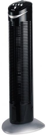 Вентилятор настольный AEG T-VL 5531 50 Вт черный вентилятор напольный aeg vl 5569 s lb 80 вт