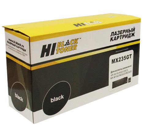 Картридж Hi-Black MX-235GT для Sharp AR-5618/D/N/5620D/N/5623D/N 16000стр картридж sharp mx 235gt с ic чипом для ar 5618 20 23 mx m182 202 232 16000стр