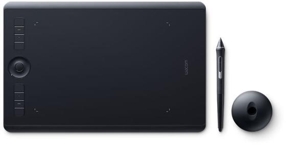 Фото Графический планшет Wacom Intuos Pro Medium PTH-660-R планшет
