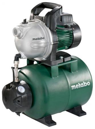 Насосная станция поверхностная Metabo HWW3300/25G 600968000 насосная станция metabo hww 3300 25 g