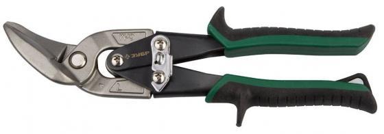 Ножницы по металлу усиленные Зубр 23108 ножницы по металлу sata 93102
