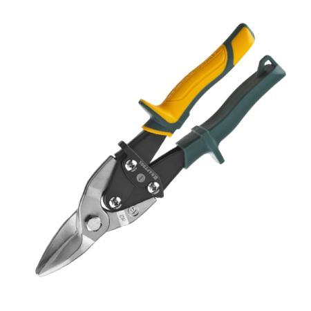 Ножницы по металлу рычажные высокомощные Kraftool Alligator 260мм 2328-S ножницы по металлу stanley 260мм универсальные 1 84 191