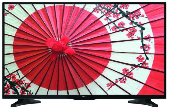 "Телевизор LED 32"" Akai LES-32A64M черный 1366x768 50 Гц VGA"