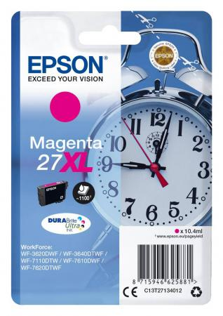 Картридж Epson C13T27134022 для Epson WF7110/7610/7620 пурпурный 1100стр procolor continuous ink supply system ciss europe area 27 t2701 for epson wf 7110 wf7110 wf 7110 7110dtw wf 7110dtw wf7110dtw