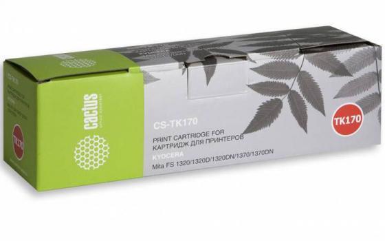 Картридж Cactus CS-TK17 для Kyocera FS1000/1010/1050 черный 6000стр