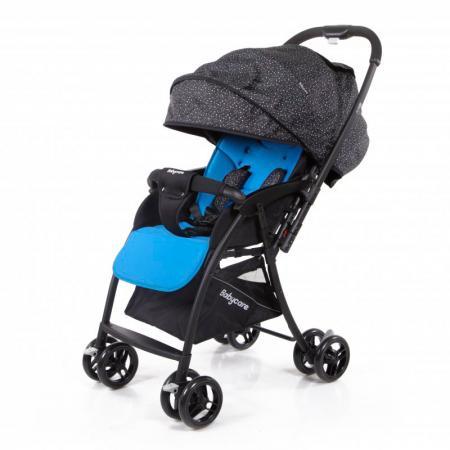 Прогулочная коляска Baby Care Sky (light blue) прогулочная коляска baby care voyager grey 17