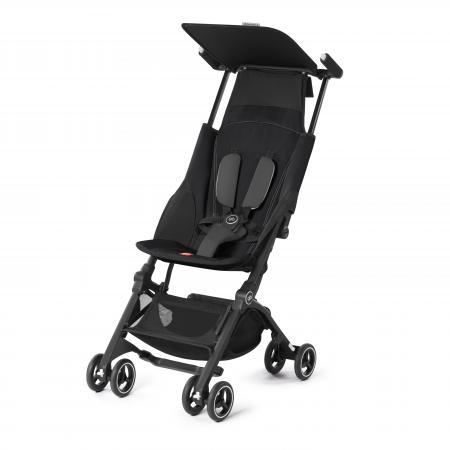 Прогулочная коляска GB Pockit Plus (monnument black)