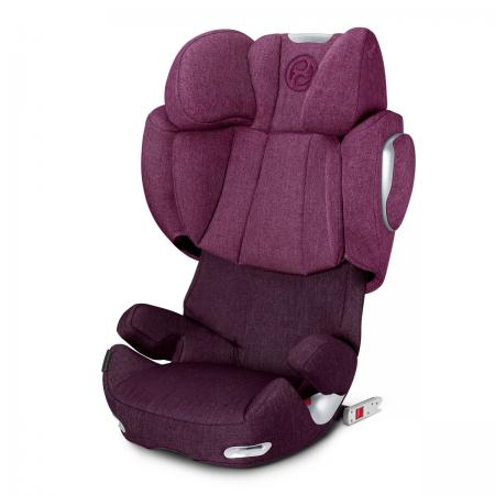 Автокресло Cybex Solution Q3-Fix Plus (mystic pink) cybex solution q3 fix