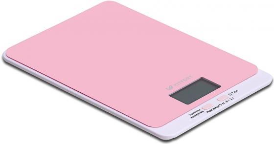 Весы кухонные KITFORT KT-803-2 розовый кухонные весы kitfort kt 803 5