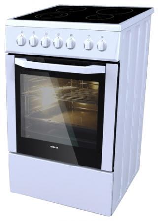Электрическая плита Beko CSE 57100 GW белый