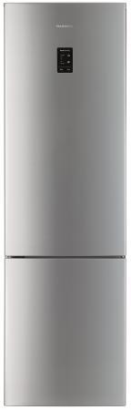 Холодильник DAEWOO RNV3610ECH серебристый холодильник daewoo fgk51efg двухкамерный серебристый