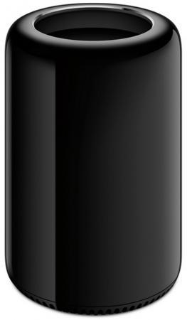 Системный блок Apple Mac Pro Intel Xeon E5-1680 v2 3.0GHz 16Gb SSD 256Gb 2xFirePro D700 12 Gb macOS черный MQGG2RU/A